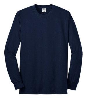 Prairie State College 50/50 LS T-Shirt Academy
