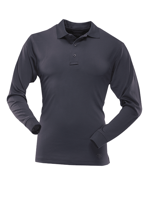 MEN'S 24-7 SERIES® LONG SLEEVE PERFORMANCE POLO