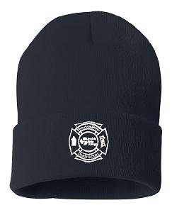 PSC Fold Over Knit Beanie Cap