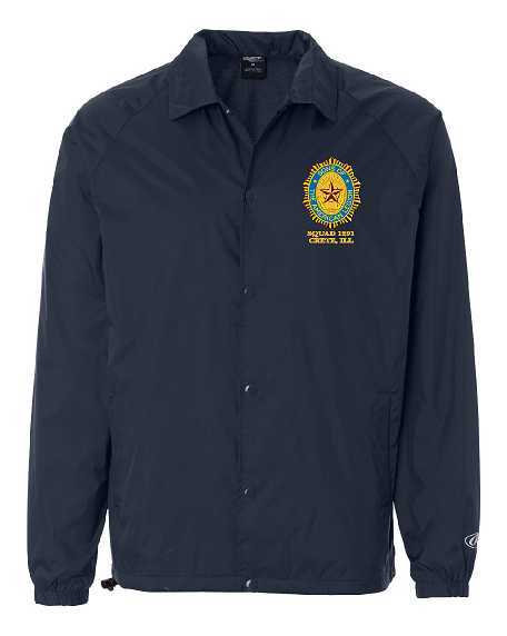 Sons of American Legion   Nylon Coach's Jacket