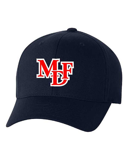 Markham Fire High Performance Fitted Baseball Hat