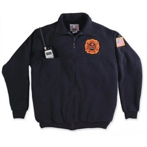 Full Zip Job Shirt