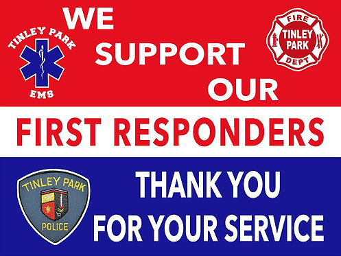 Support our First Responders