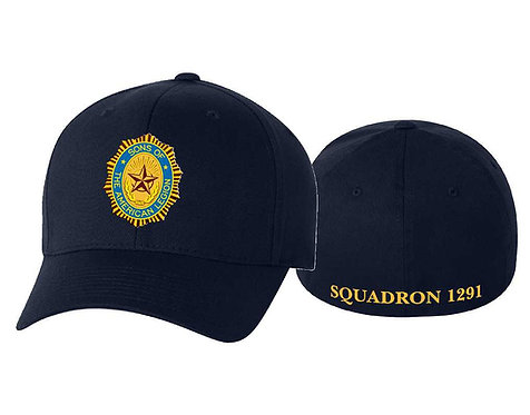Sons Of American Legion Fitted Baseball Hat