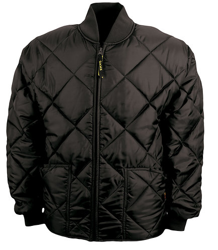Frankfort Waffle Jacket Includes Left Chest Logo