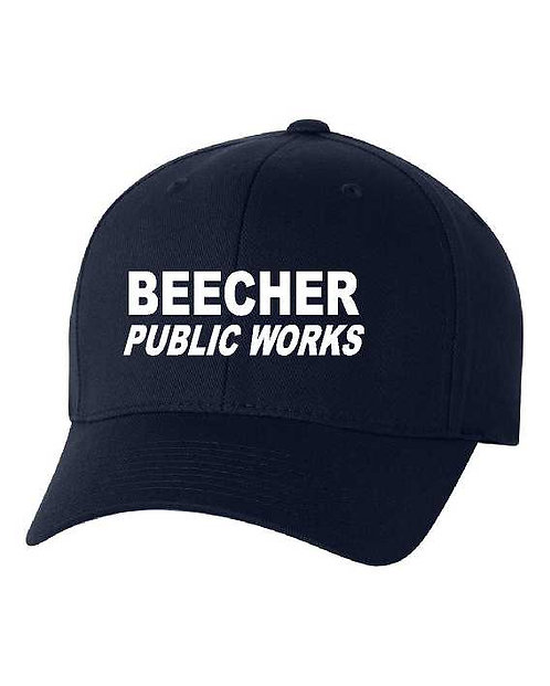 Beecher Fitted Baseball Hat