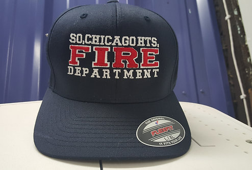 South Chicago Heights FD Fitted Baseball Hat