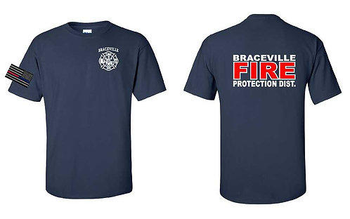 Coal City Fire Short Sleeve T-shirt