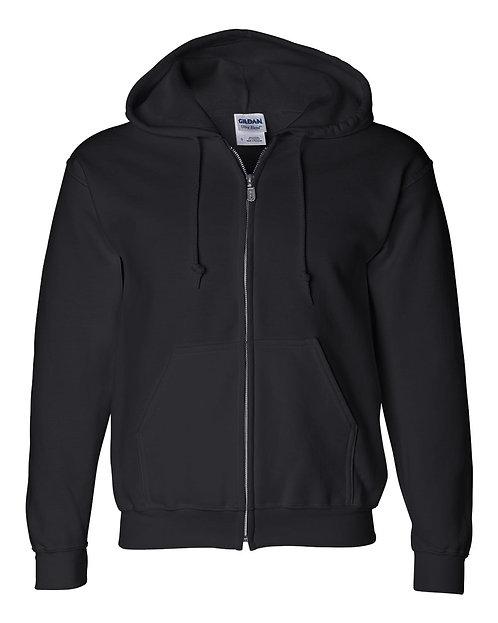 DryBlend Hooded Full-Zip Sweatshirt
