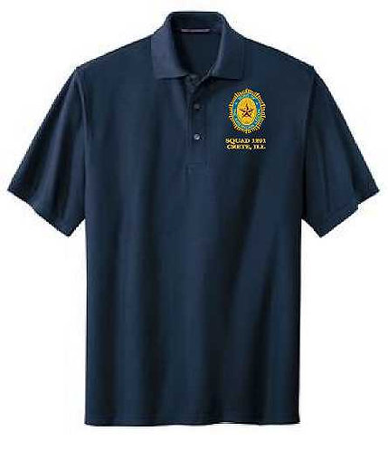 Sons of American Legion Silk Touch Polo.