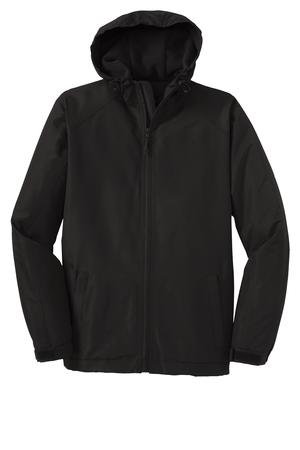 A Better Door Hooded Charger Jacket