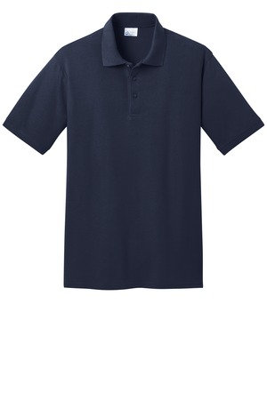 POLO 6.5-ounce, 50/50 double pique knit cotton