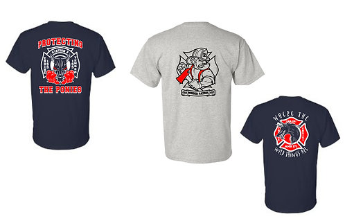 CTFD Station T Shirts