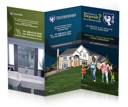 Full Color Custom Brochures