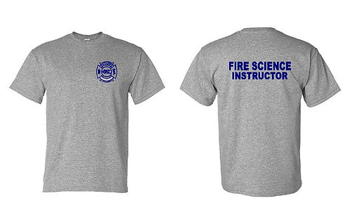 Prairie State College 50/50 T-Shirt Instructor
