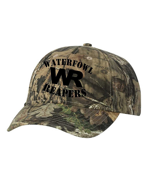 Kati - Structured Mid-Profile Camouflage Cap