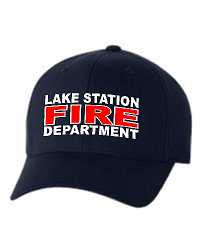 Lake Station Fitted Baseball Hat