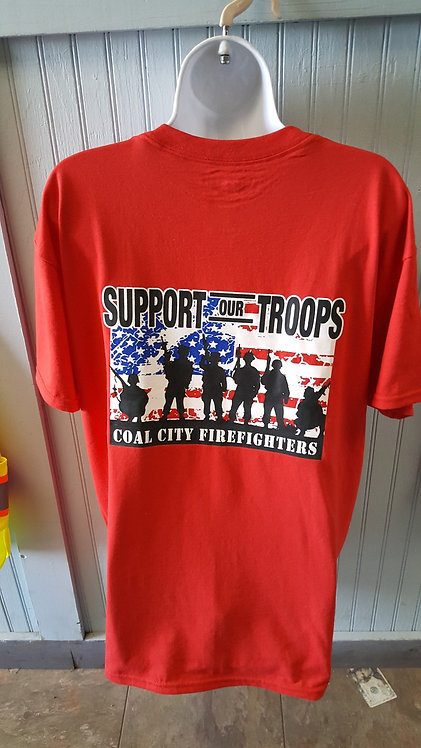 Support Our Troops / Red Shirt Friday  T-Shirt