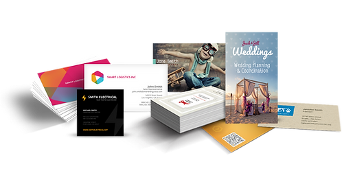 Full Color Standard Business Cards
