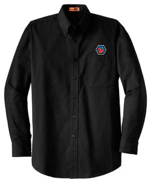 Long Sleeve SuperPro™ Twill Shirt