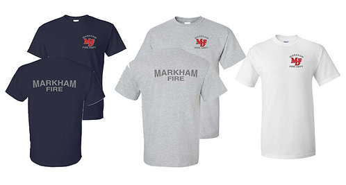 Markham Fire Short Sleeve T-shirt