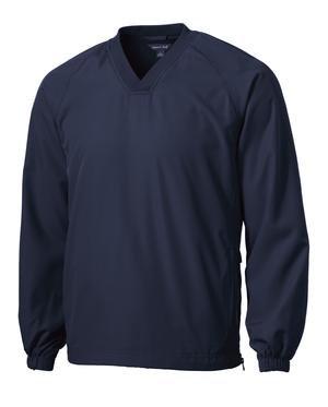 Glenwood V-Neck Raglan Wind Shirt