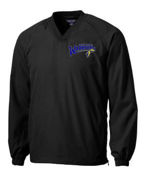 Sport-Tek® V-Neck Raglan Wind Shirt