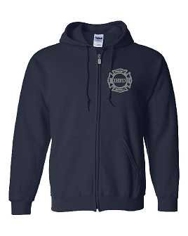 Indiana Harbor Zipper Hoodie Sweatshirt