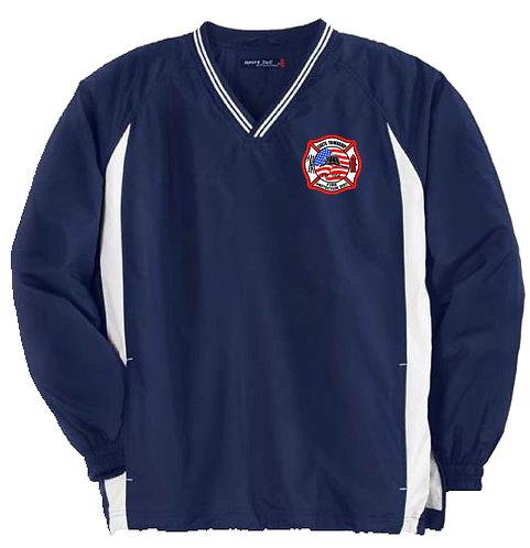 CTFD V-Neck Raglan Wind Shirt