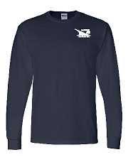 Acme 100% Cotton Long Sleeve T-Shirt w/ Pocket