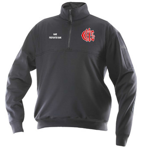CCHFD Grid Fleece Jobshirt