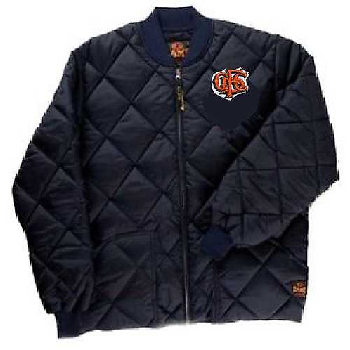 Coal City Fire Game Bravest Waffle Jacket