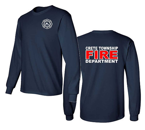 CTFD Long Sleeve Shirt