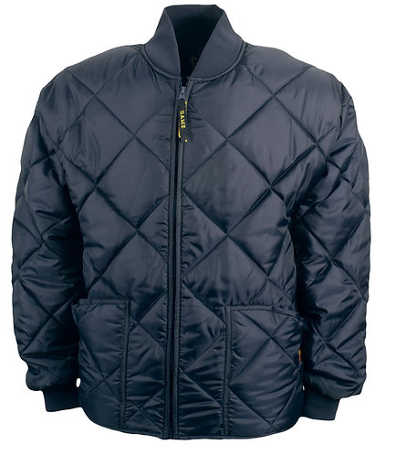 CHFD Waffle Jacket Includes Left Chest Logo