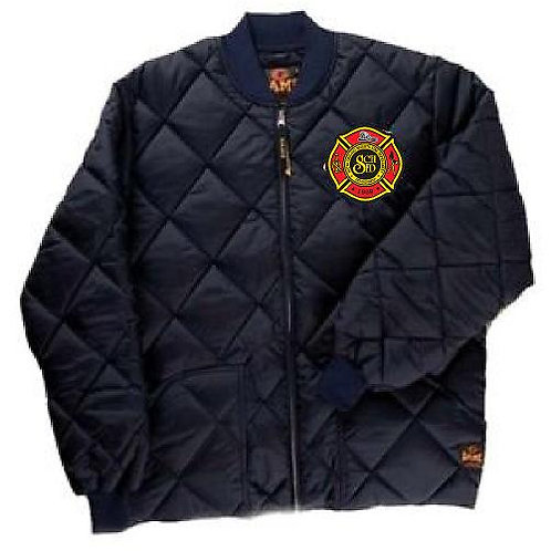 South Chicago Heights Game Bravest Waffle Jacket