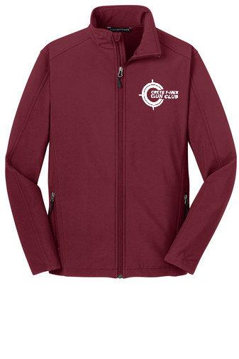 Port Authority® Core Soft Shell Jacket Brand Logo