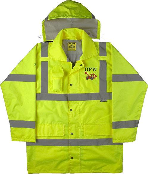 SHFD The Rain Jacket