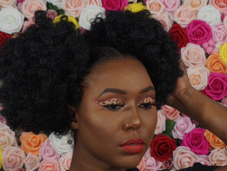 Get to Know the makeup artist, RBA