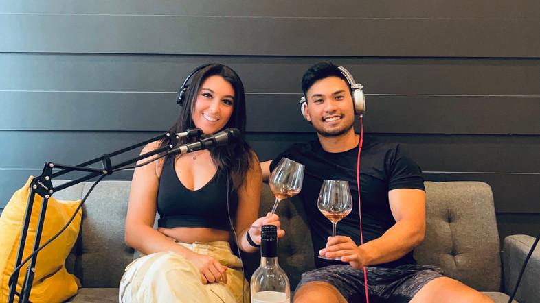 Amanda on the Nate Biltz Podcast