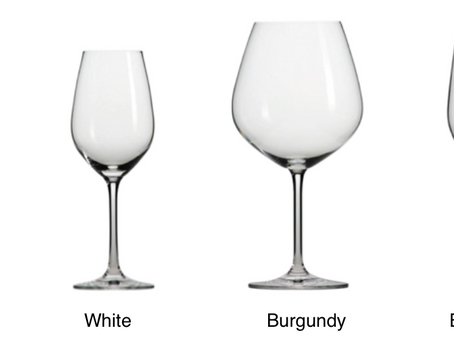 How to Use Your Wine Glassware like a Pro!