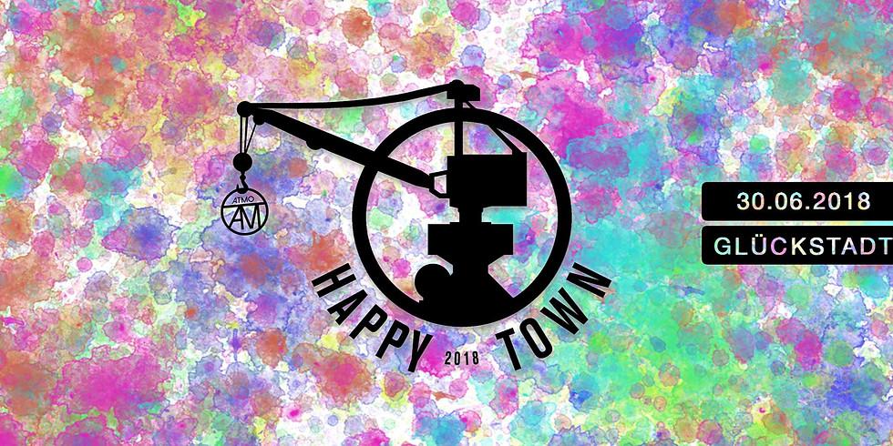 Happytown - Modern Culture Festival