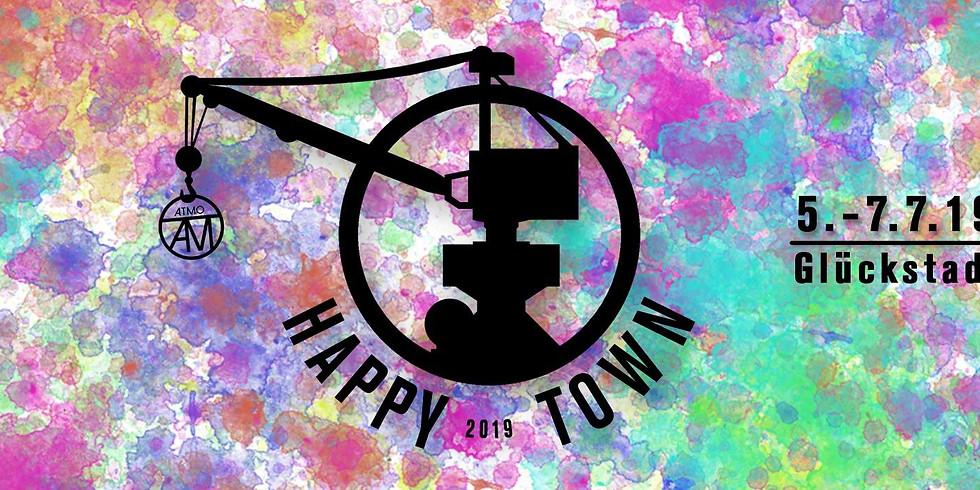 Happytown - Modern Culture Festival 2019