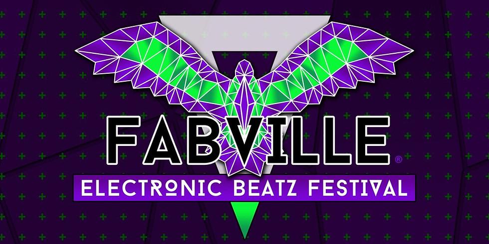 Fabville - Electronic Beatz Festival 2021 // Speichersdorf