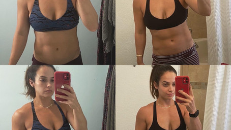 Whole 30 Results