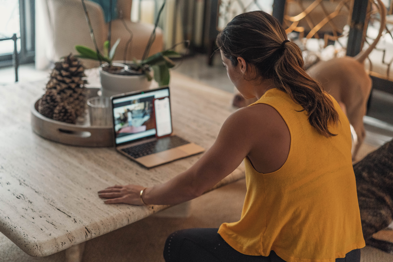 1-on-1 Virtual Training Session