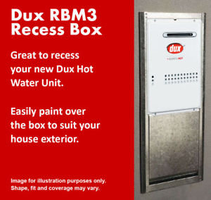DUX RECESS BOX