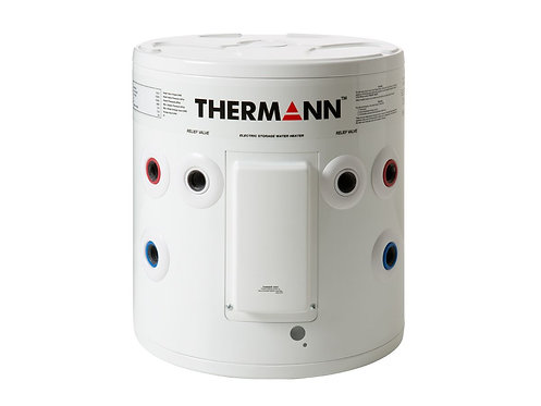 Thermann Kit Small Electric Hot Water Cylinder 25L 2.4kw