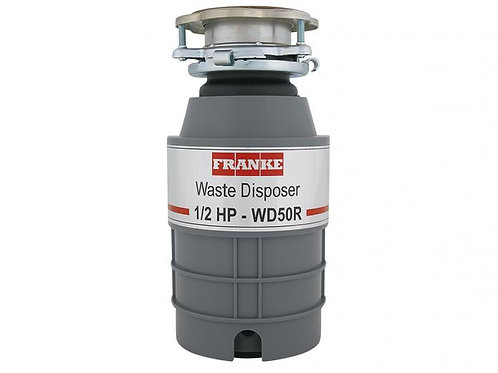 Franke Waste Disposer Wd50r 1/2hp