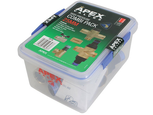 Apex Combi Pack CP25 25mm