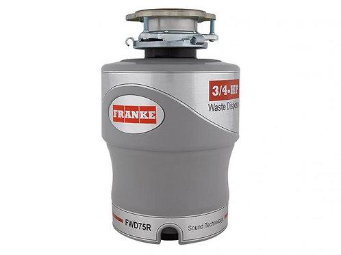 Franke Waste Disposer Fwd75r 3/4hp